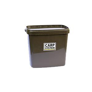 Carp System Plasticna kanta za saranski ribolov BK-Bucket 10I