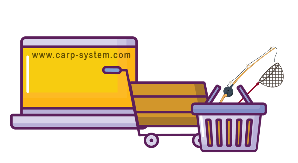 Carp System Stari Begej prodavnica