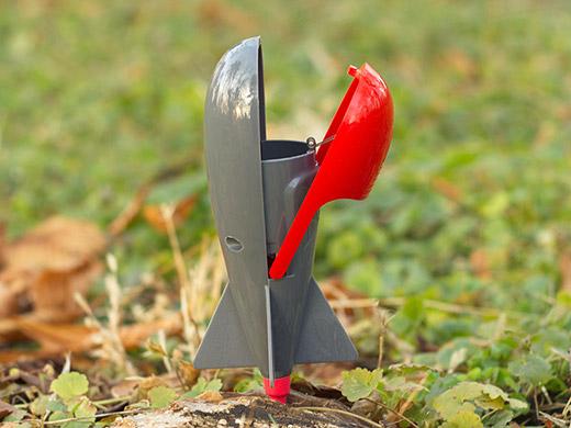 Carp System Raketa za prehranu za saranski ribolov DOT Dot Spod