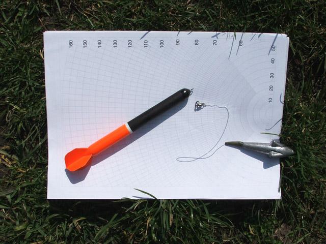 Carp System Marker olovo za saranski ribolov